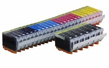 30 Packs of PGI-5 CLI-8 Ink Set For Canon MP500 MP530 iP4500 iP5200 iP5200R