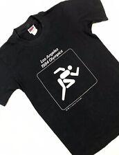 VINTAGE LEVIS 1984 LOS ANGELES LA OLYMPICS SHIRT LARGE L WOMENS OLYMPIC GAMES