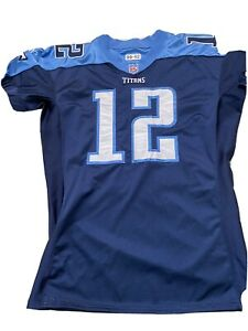 Jason Bloom 1999 Tennessee Titans Jersey