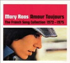 MARY ROOS - AMOUR TOUJOURS-THE FRENCH SONG COLLECTION 1972-75  CD NEU