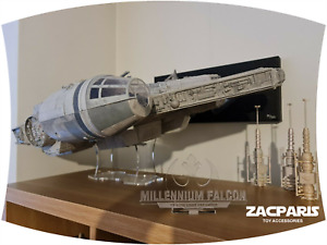 Display stand for Star Wars TVC Galaxy's Edge Millennium Falcon 2020