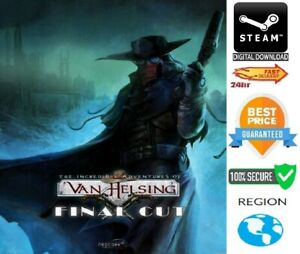 The Incredible Adventures of Van Helsing: Final Cut PC Steam **FAST DELIVERY**