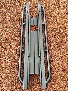 LAND ROVER DISCOVERY 1 & 2 ROCK AND TREE SLIDERS FITS ALL 5 Door Vehicles