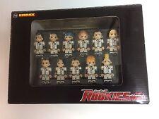 ROOKIES - KUBRICK MEDICOM Special Limited Alarm Clock + Characters Set