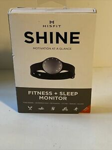 Misfit Shine Fitness And Sleep Monitor Motivation At A Glance SHOAZ (BRAND NEW)