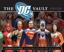 DC Universe VAULT MUSEUM IN A BOOK  2008 Spiral HC  Superman Batman ++++