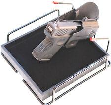 Armory Racks® 4 Gun - Handgun & Pistol Rack with Tray