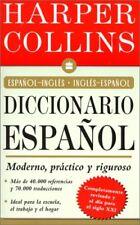 HarperCollins Diccionario Espanol: Espanol-Ingles/
