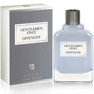 GENTLEMEN ONLY by Givenchy edt men Cologne 3.4 oz / 3.3 oz New in Box