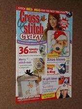 November Cross Stitch Crazy Craft Magazines