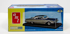 AMT 600 Clear Display CASE black base 1/24 1/25 Cars