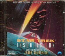 Star Trek - Insurrection - Music - Original Motion Picture Soundtrack - NEW - CD