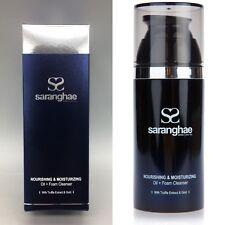 Saranghae Nourishing Moisturizing Oil Plus Foam Cleanser Face Wash Korean Care