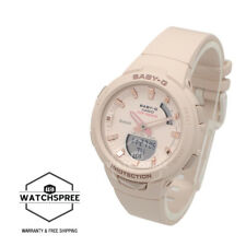 Casio Baby-G G-SQUAD Series Watch BSAB100-4A1
