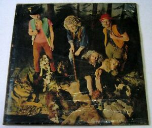 Philippines JETHRO TULL This Was LP Record