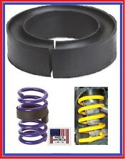 PAIR UNIVERSAL COIL SPRING LIFT KIT SPACERS FOR TOYOTA NISSAN FORD MITSUBISHI