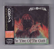 (CD) HELLOWEEN - The Time Of The Oath / Japan Import / VICP-5682