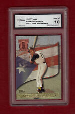 ROBERTO CLEMENTE 1997 Topps Tribute RC2 GMA GRADED 10 GEM MINT Puerto Rico Flag