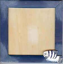 RICO DESIGN 07600 Cornice quadrati + Motivo Pesce da incollare