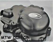 Yamaha MT-09 MT09 2013-2019 R&G racing black engine case cover kit KEC0059BK