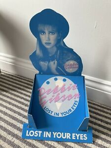 Debbie Gibson Lost In Your Eyes Rare Promo Record Store Stand