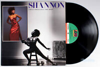 Shannon - Love Goes All the Way (1986) Vinyl LP •PLAY-GRADED• Prove Me Right