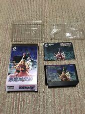 Rare Game soft FamiCom 『Akumazyo-densetu・Devil castle legend』 from Japan ☆