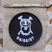 Zero Dark Thirty Breacher Patch DEVGRU AOR1 Navy SEAL Morale Patch NSWDG