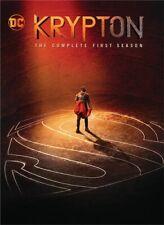 KRYPTON TV SERIES COMPLETE FIRST SEASON 1 New Sealed DVD