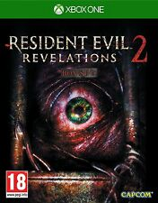 Xbox One Game Resident Evil Revelations 2 II Box-Set with Bonus Content NEW