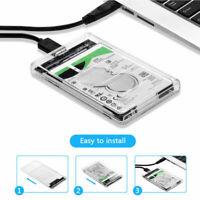 USB 3.0 SATA3 Disco Duro Externo Caja Carcasa Caso Box HDD/SSD recinto carrito