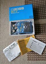 Boss BD-2 Blues Driver Guitar Pedal - Blue