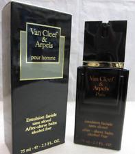 2.5 oz Van Cleef & Arpels pour Homme Aftershave Balm 75ml Men RARE