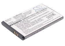 3.7 V Batteria per Samsung Star II, S5620 payt, Glamour S7070, gt-c5510u, gt-s5511