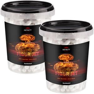 FIGUR JET - 2X Bester Fat Burner - Appetitzügler Abnehmkapseln - Fettverbrennung