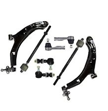Tie Rod End Control Arm Sway Bars Suspension 8Pc Kit for Nissan Sentra 2001-2006