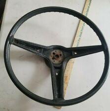 1968 - 1972 Pontiac steering wheel Firebird GTO Lemans Catalina Bonneville