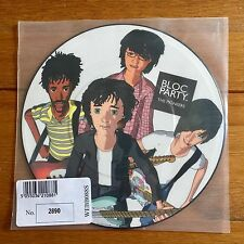 "Bloc Party - The Pioneers  7"" Picture Disc  Vinyl"