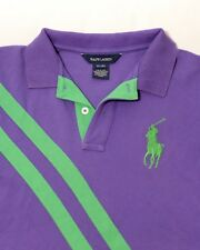 RALPH LAUREN.Polo t-shirt. 16 years. 100% cotton.