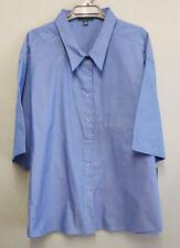 BNWT Ladies Sz 30 NNT Brand Chambray Short Sleeve Style Uniform Shirt