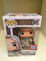 JAQEN H'GHAR NYCC 2017 CONVENTION EXCLUSIVE LTD FUNKO POP GAME OF THRONES GOT 57
