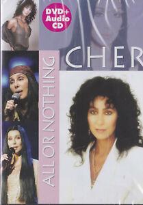 Cher - All or Nothing - DVD und Audio-CD - Neu und originalverpackt in Folie