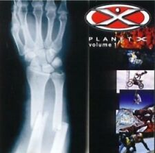 PLANET X VOLUME 1 [2 CD SET] PENNYWISE, SLIPKNOT,SONIC ANIMATION, JEBEDIAH, MOBY