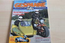 151873) Moto Guzzi V11 Motek - Gespanne 10/2001