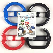 Mario Kart Wii + 4 Volant / Jeu Sur Nintendo Wii