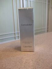 Rare Calvin Klein Contradiction 1.7 oz Eau De Parfum Spray Perfume for Women NIB