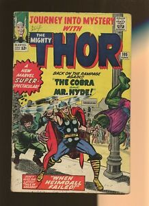Journey Into Mystery 105 GD/VG 3.0 * 1 * Thor! Avengers! Cobra! Hyde! Lee! Kirby