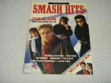 SMASH HITS 03 (29/1/86) THE ALARM