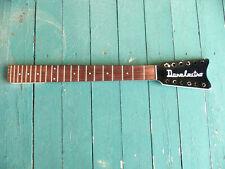 Vintage 1960s Danelectro Murciélago 12 Cuerda Cuello de la Guitarra