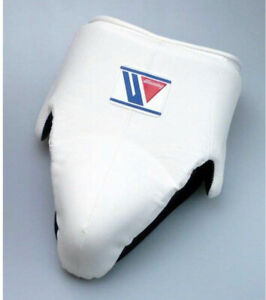 Authentic Winning Boxing Groin Cup protector White M size CPS500 from JAPAN NEW